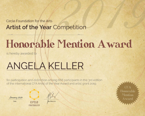 CFA-ArtistoftheYear - Honorable Mention - Angela Keller
